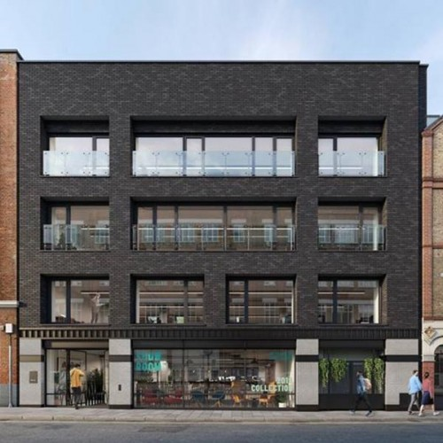 30a Great Sutton Street, Clerkenwell