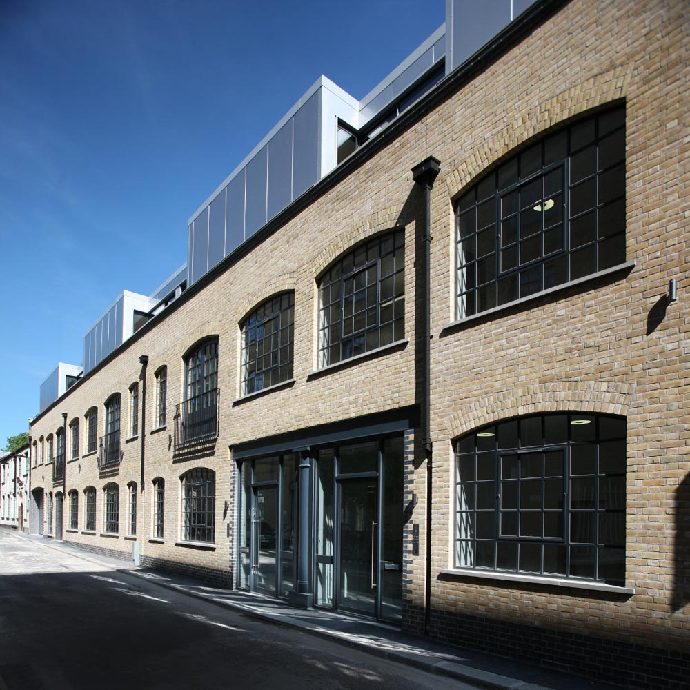 The office building in Camden is headquarters for an International IT company. We completed detailed design works for the shell & core and Category A fit out of the existing 1,200m² space. The offices are set out over 3 floors and designed as flexible workspace, including a new basement level; complete with new state-of-the-art infrastructure and IT systems. The building services included soil & waste, boosted cold water, hot water, ventilation, comfort cooling, controls, electrical distribution, lighting, small power, fire alarms, security and structured wiring.